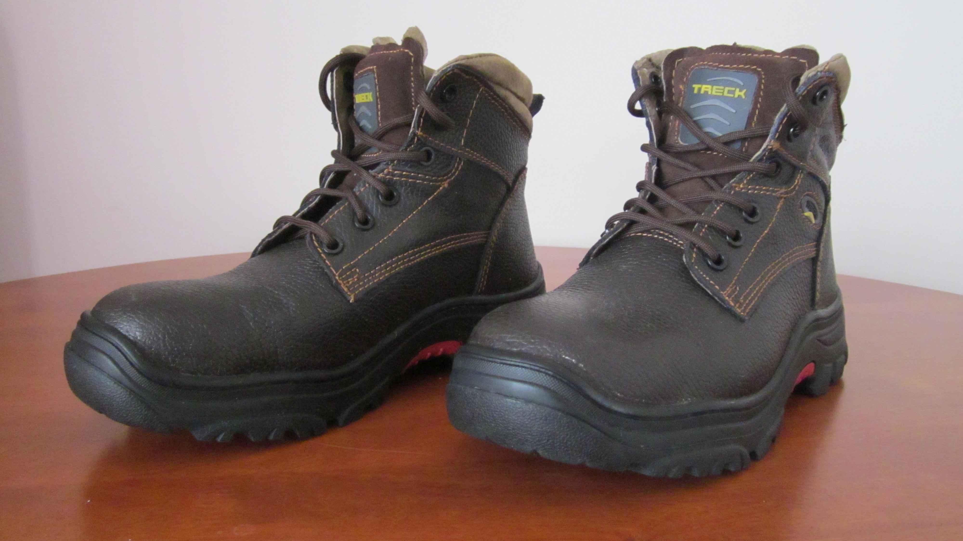Zapatos de seguridad treck nuevos avisos - Calzados de seguridad ...