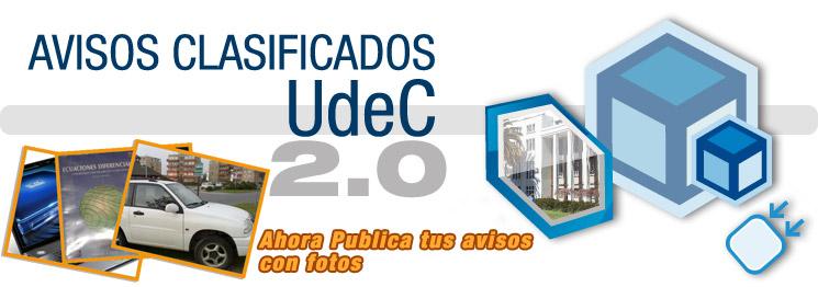 avisos clasificados udec 2.0